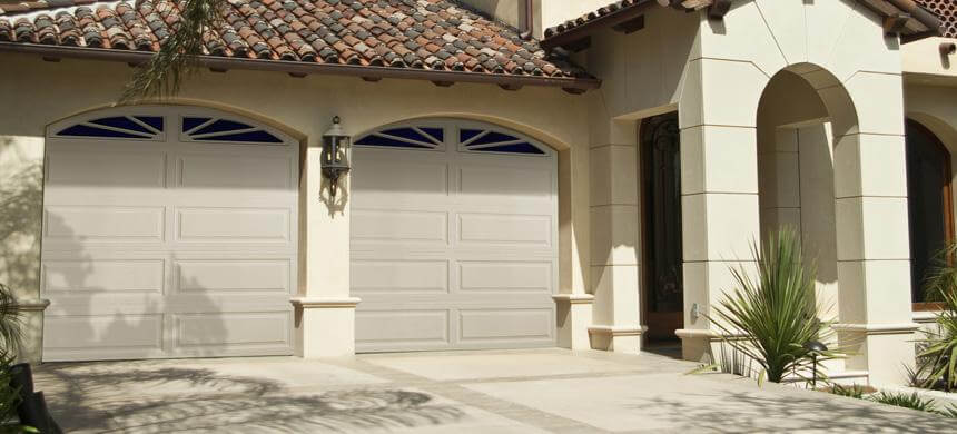 Raised Ranch Panel Garage Doors Open Up Garage Door Inc
