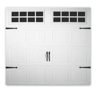 Doorlink 440 441 Grooved Ranch Panel Garage Door Open Up