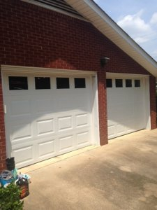 Garage Door Spring Repair in Charlotte, Indian Trail, Concord, & Matthews, NC