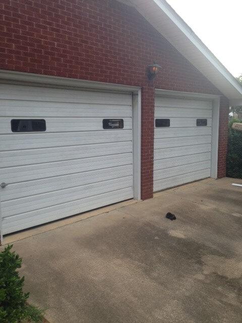 Project Gallery Open Up Garage Door Garage Door Services In