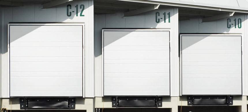 Commercial Industrial Steel Doors 4500/4501