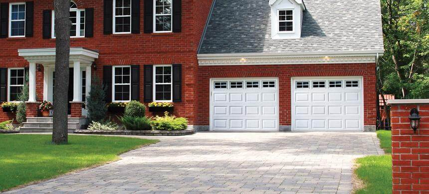 Traditional Raised Panel Garage Doors