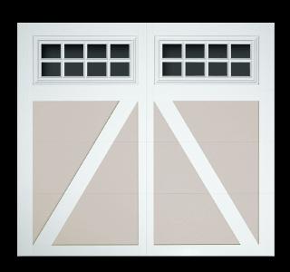 Doorlink Carriage Creek Carriage House Doors